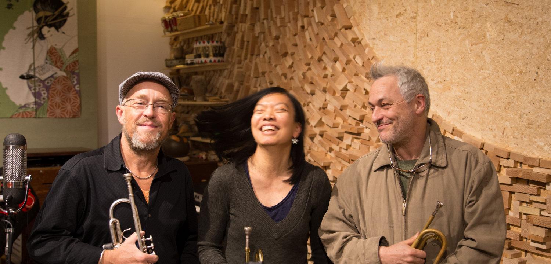 Dave Douglas, Susie Ibarra, Marc Ribot